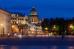圣彼德堡市,俄罗斯 库存照片