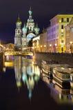 圣彼德堡,俄国 免版税库存照片