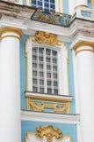 圣彼德堡,俄罗斯- 2014年7月10日:凯瑟琳宫殿,位于Tsarskoye Selo镇  免版税库存图片