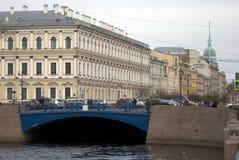 圣彼德堡,俄罗斯建筑学  库存图片