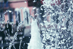 圣彼德堡,内娃河地方  免版税图库摄影