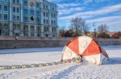 圣彼德堡 俄国 Nakhimovskoye海军学院 免版税库存图片