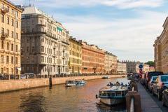 圣彼德堡 免版税库存照片