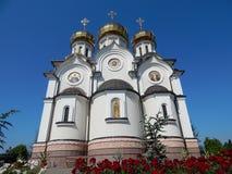 圣徒佩特卡修道院  库存图片