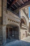 圣徒佩莱格里诺区在维泰博,拉齐奥意大利 免版税库存照片