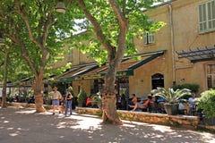 圣徒保罗deVence,普罗旺斯,法国 免版税库存照片