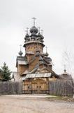 圣徒修道院Svyatogorskaya月桂树 免版税图库摄影