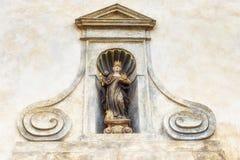 圣徒凯瑟琳1480,中世纪艺术国家肖像馆,圣艾格尼丝 库存图片