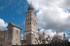 圣徒前的大教堂 图库摄影