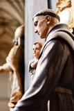 圣徒安东尼。 库存图片