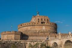 圣徒安吉洛城堡 免版税库存照片