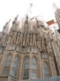 圣徒家庭大教堂 免版税库存图片