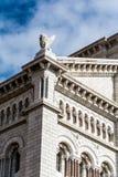 圣徒尼古拉斯摩纳哥 免版税库存照片