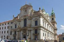 圣徒尼古拉斯教会 库存图片