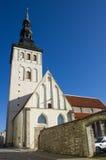 圣徒尼古拉斯的教会 库存图片