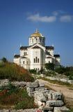 圣徒弗拉基米尔大教堂,乌克兰 库存照片