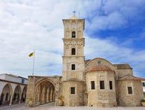 圣徒拉撒路,塞浦路斯希腊东正教  库存图片