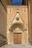 圣徒朱斯蒂诺大教堂 库存图片