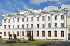 圣徒玛丽和马莎,莫斯科女修道院  免版税库存图片
