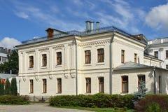 圣徒玛丽和马莎,莫斯科女修道院  免版税库存照片