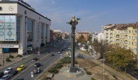 圣徒索非亚,保加利亚,2018年10月21日, 库存照片