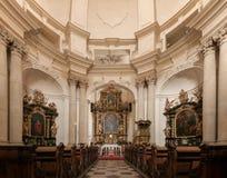 圣徒约瑟夫教会  库存图片