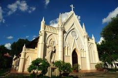 0032圣徒约瑟夫温床在西贡 免版税库存图片