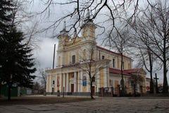 圣徒苏菲大教堂 库存图片