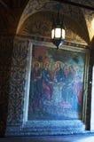 圣徒蓬蒿,莫斯科,俄国联邦城市,俄罗斯联邦,俄罗斯大教堂  免版税图库摄影