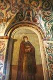 圣徒蓬蒿,莫斯科,俄国联邦城市,俄罗斯联邦,俄罗斯大教堂  库存照片