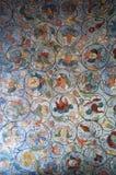 圣徒蓬蒿,莫斯科,俄国联邦城市,俄罗斯联邦,俄罗斯大教堂  免版税库存照片
