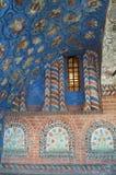 圣徒蓬蒿,莫斯科,俄国联邦城市,俄罗斯联邦,俄罗斯大教堂  图库摄影