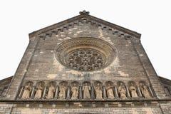 圣徒西里尔和Methodius教会  库存图片