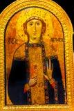 圣徒阿佳莎大师绘画中央寺院大教堂佛罗伦萨意大利 库存照片