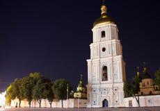 圣徒索菲娅大教堂基辅 免版税库存照片