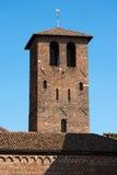 圣徒Ambrogio -米兰意大利大教堂  免版税库存照片