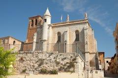 圣徒Antol�n教会博物馆  免版税图库摄影