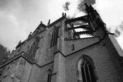 圣徒Barbaras教会 免版税库存照片