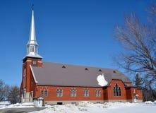 圣徒Cajetan历史的教区  免版税库存照片