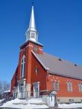 圣徒Cajetan历史的教区  库存照片