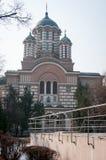圣徒Elefterie教会 免版税库存照片