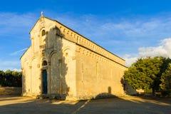 圣徒Florent大教堂 免版税库存图片