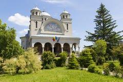 圣徒Gheorghe教会 免版税库存照片