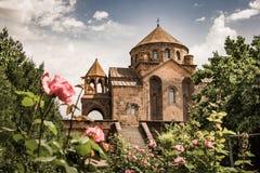 圣徒Hripsime教会, Echmiadzin,亚美尼亚 免版税库存照片