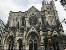圣徒John's大教堂 库存照片