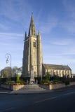 圣徒Leger,索科,北法国教会  免版税库存图片