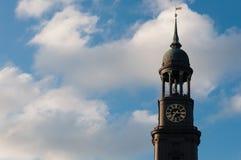 圣徒Michaelis教会Steele 免版税库存照片