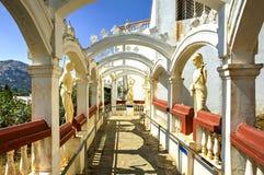 圣徒Narayanappa聚会所, Kaiwara,印度 免版税库存图片