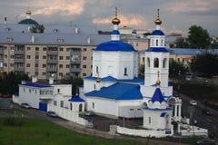 圣徒Paraskeva Pyatnitsa东正教  库存图片