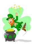 圣徒Patricks日 免版税库存照片